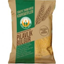 Tarım Kredi Kooperatifleri Birliği Pilavlık Bulgur 2,5 Kg