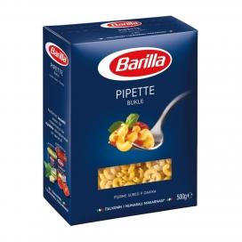 Barilla Pipette Makarna 500 Gr (Bukle Makarna)