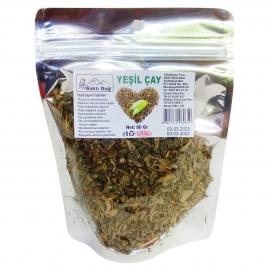 Sağlı Dağ Yeşil Çay 80 Gr