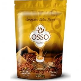Osso Osmanlı Kahvesi 200 Gr 1 Alana 1 Bedava