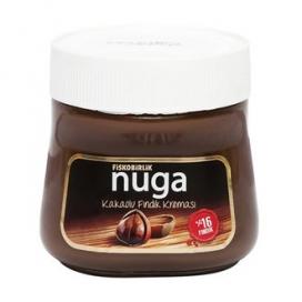 Nuga Çikolatalı Fındık Kreması 350 Gr (1 Alana 1 Bedava)