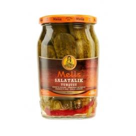 Melis Salatalık Turşusu 720 Gr (1 Alana 1 Bedava)