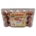 Asya Gezen Tavuk Yumurtası 15' Li