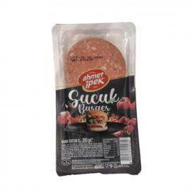 Ahmet İpek Burger Sucuk 210 Gr (1 Alana 1 Bedava)