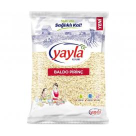 Yayla Baldo Pirinç 5 Kg