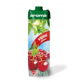 Aroma Vişneli Meyve Suyu 1 Lt