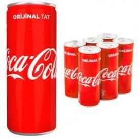 Coca Cola 6 x 330 Ml